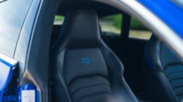 Volkswagen Arteon R Shooting Brake - seat detail