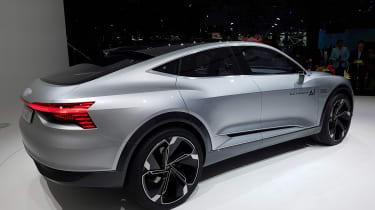 Audi Elaine concept - rear