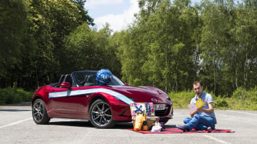 Mazda MX-5 birthday