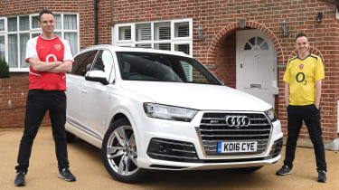 Audi SQ7 long-term final report - header