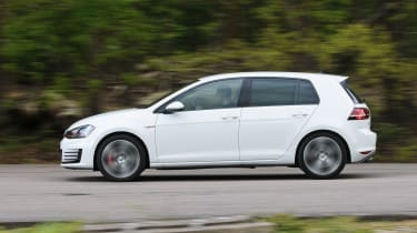 Volkswagen Golf GTI profile