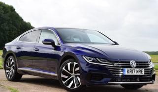 Used Volkswagen Arteon - front