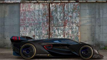 McLaren Ultimate Vision Gran Turismo - side