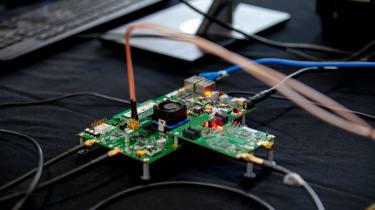 Britain's driverless car network - technology
