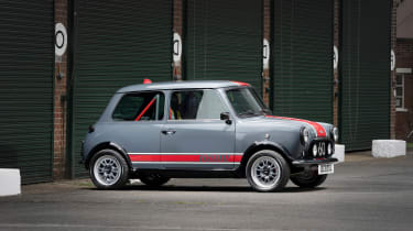 David Brown Automotive Oselli Mini - front