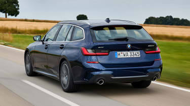 BMW 3 Series Touring - rear