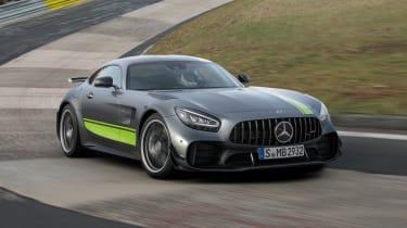 Mercedes-AMG GT R Pro - front cornering