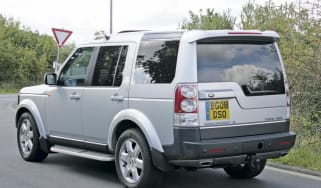 Landrover Discovery 3