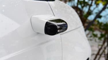 Honda e - camera