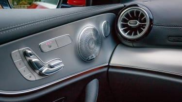 Mercedes E 350 d - details