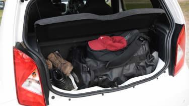 SEAT Mii electric - long termer final report full boot