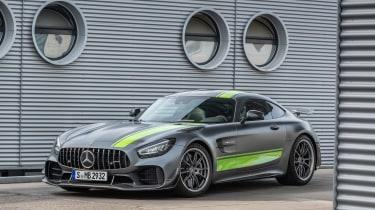 Mercedes-AMG GT R Pro - front/side static