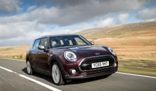 MINI Cooper D Clubman 2015 front