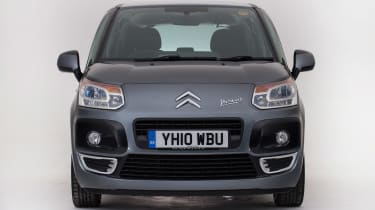 Used Citroen C3 Picasso - full front