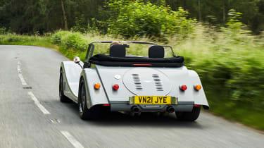 New Morgan Plus 6 2021 review - rear