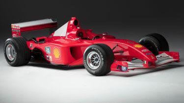 Ferrari F2001 2