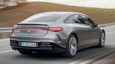 Mercedes-AMG EQS 53 - rear