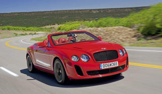 Bentley Conti GT Supersports