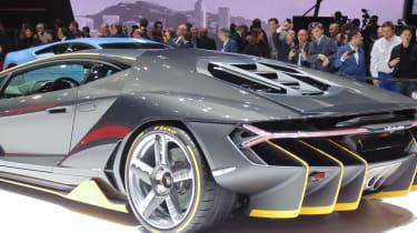 Geneva Motor Show 2016 - Lamborghini Centenario 6