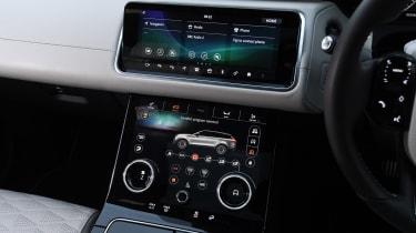 Range Rover Velar SVAutobiography Dynamic - centre console