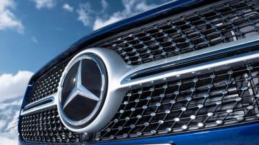 Mercedes GLC 400 d Coupe - grille