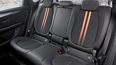 BMW 2 Series Active Tourer facelift - rear seats