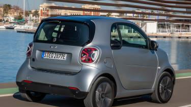 Smart EQ ForTwo - rear