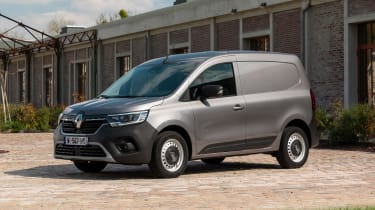 Renault Kangoo Van - static