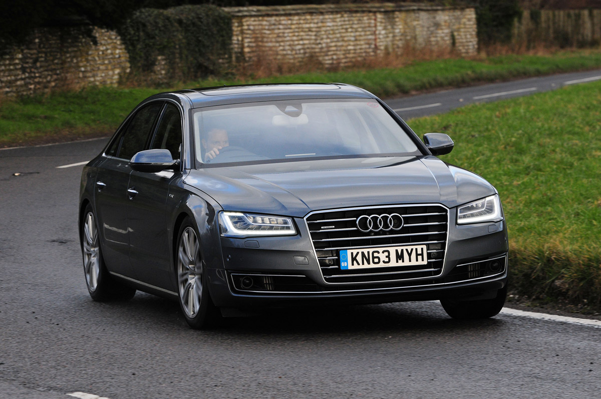 Kelebihan Audi A8 4.2 Tdi Review