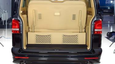 Klassen Volkswagen T6 Business rear storage