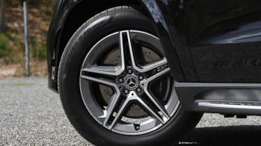 Mercedes GLE - wheel