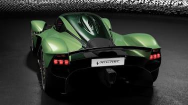 Aston Martin Valkyrie Mantis - rear