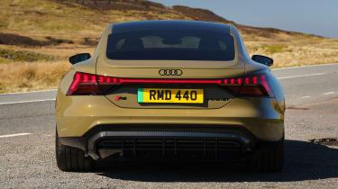 Audi RS e-tron GT - full rear static