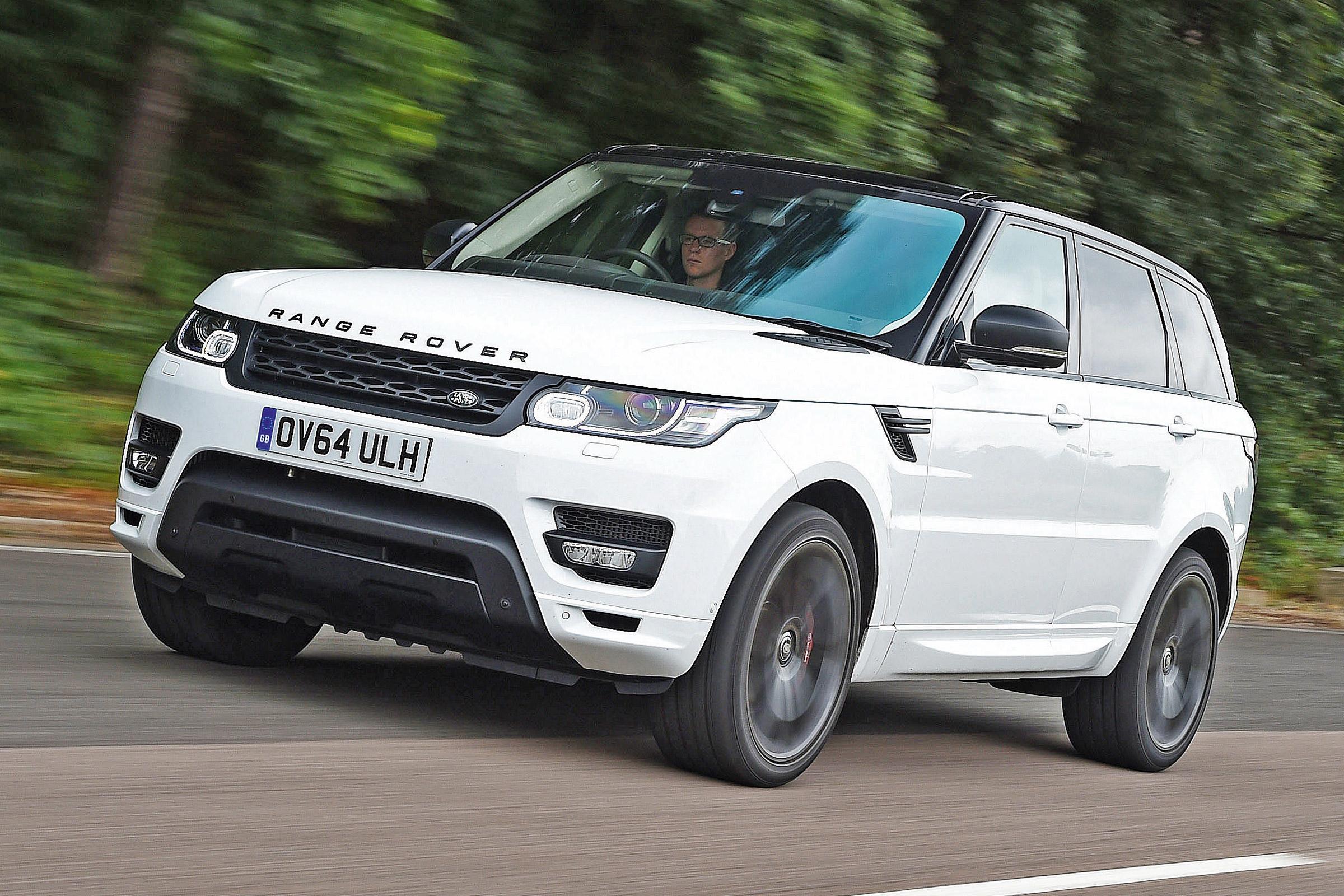 Range Rover Sport Auto Express
