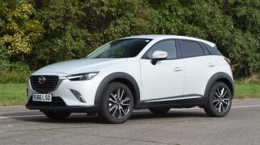 Used Mazda CX-3 - front