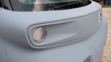 Citroen Ami long termer - headlight