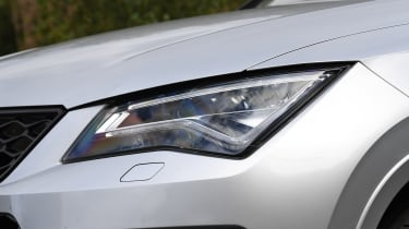 Cupra Ateca - headlight