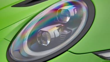 Porsche 911 GT3 RS - headlight