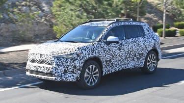 Toyota Corolla Cross SUV - front