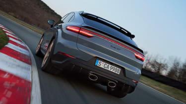 Porsche Cayenne Turbo GT - full rear