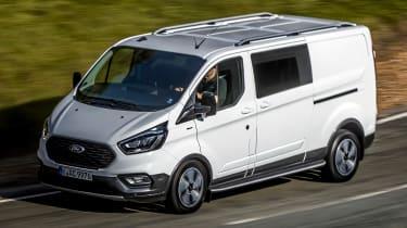 Ford Transit Custom - front