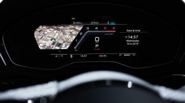 Audi S4 - Virtual Cockpit
