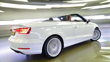 Audi A3 Convertible header