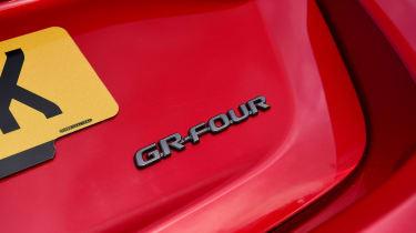 Toyota GR Yaris - badge