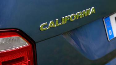 Volkswagen California T6 badge