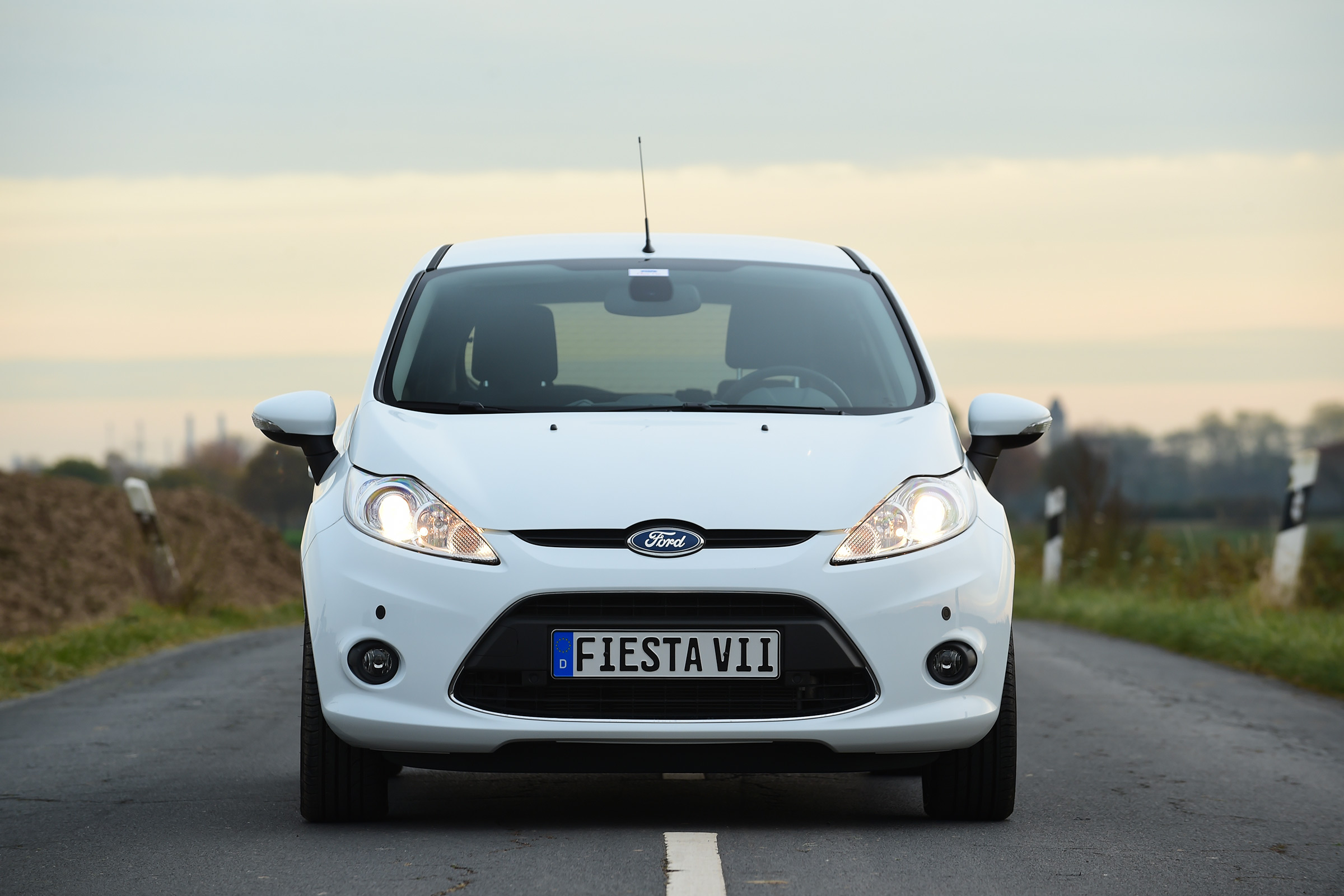 Ford Fiesta Mk6 Review Auto Express