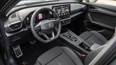 Cupra Formentor e-Hybrid - cabin