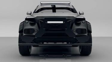 Bentley Bentayga Bengala - front static