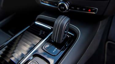 Volvo V60 T8 Twin Engine - transmission