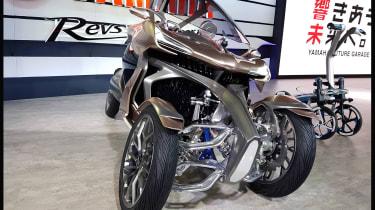 Yamaha MWC-4 front
